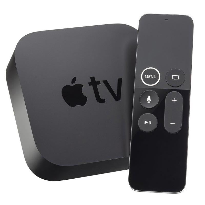 Apple TV til Zwift