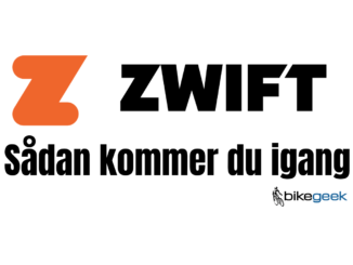 Zwift - kom igang