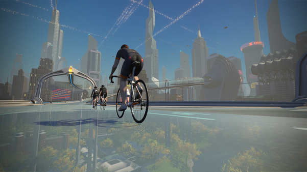 Zwift New York - Copyright Zwift