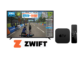 Zwift på AppleTV