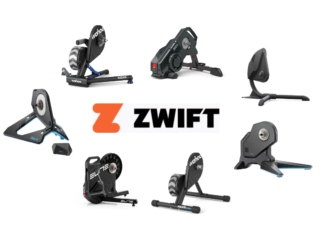Zwift smart trainer valg